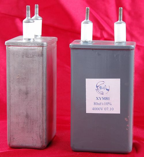 XYM型油浸式全膜谐振电容器